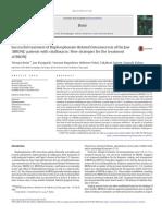 Exitoso Tratamiento de La Osteonecrosis de Mandíbula Con Sitafloxacina 2015