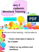 p3 and p4 class and academic monitor training updated 271215
