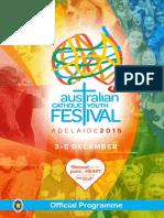 Acyf2015 Program Web