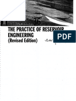 The Practice of Reservoir Engineering