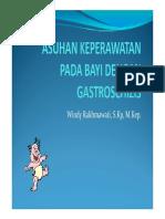 ASKEP GASTROSCHIZIS