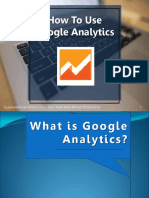 Ligaya_Malay_How to Use Google Analytics