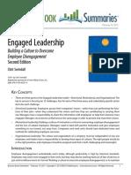 Engaged Leadership Summary