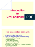 Civil Introduction