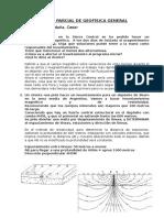 Examen Parcial de Geofísica General