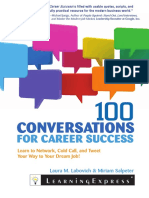 100 Conversations for Career Success - Learn to Network, Cold Call and Tweet Your Way to Your Dream Job (2012)