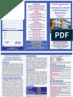 Details of Seminar- 20 May 2015