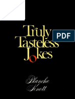 Truly Tasteless Jokes One - Blanche Knott