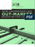 How Underdogs Can Out-market Bigger Better Leaders