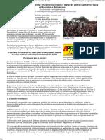 El Sacudón Electoral Del 6D Como Crisis Revolucionaria y Motor de Saltos Cualitativos Hacia El Socialismo Bolivariano