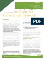 Validation Engine Concept Paper 092410