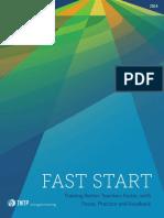 TNTP_FastStart_2014