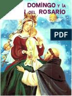 Santo Domingo y La Virgen Del Rosario