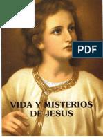 Vida y Misterios de Jesus
