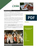 GreenPod Notiziario 8 Giugno 2015