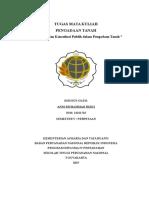 Tugas Pak Yahman Sosialisasi & Konsultasi Publik Fix