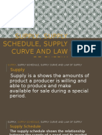 Supply Report