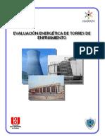 Evalucion. de Eficiencia Energetica de Torres de Enfriamiento