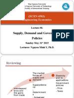 [Eng.economics] Lecture #6