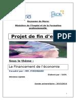 Financement de l Economie Marocaine 2