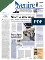 Sotirovic Interview in Avvenire 2015 12 31 Italia