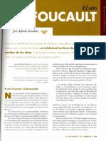 El Otro Foucault - Alfredo Zavaleta