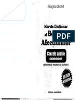 Marele Dictionar Al Bolilor Siafectiuni. Cauzele Subtile
