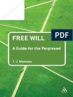 MAWSON, Tim__Free Will_A Guide for the Perplexed