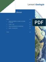 Lernort Geologie Modul j Service-u-glossar
