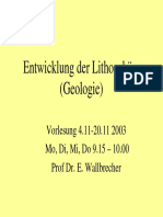Lithosphaere IV