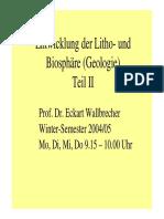 Lithosphaere II