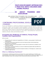 Course Information Wellbeing Practitioner Updated