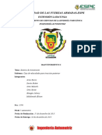 Informe Sistema de Transmision