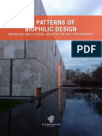 14 Patterns of Biophilic Design Terrapin 2014p