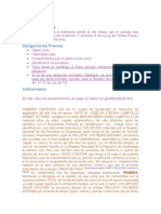 Carta dePago Derecho Notarial USAC