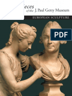 Masterpieces of the J. Paul Getty Museum Europian Sculpture
