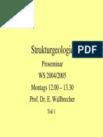 StrukturgeologieI I