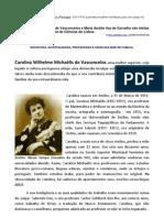 Carolina Michaëlis de Vasconcelos