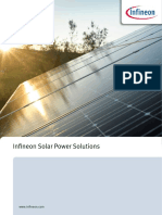 Infineon-ApplicationBrochure Solutions for Solar Energy Systems-ABR-V01 00-En