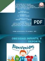 Obesidad Infantil y Deporte MEDICINA DEPORTIVA.
