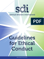 ethical conduct brochure