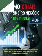Seu Primeiro Negocio Digital