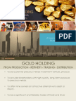 Gold Holding Holding Org Chart