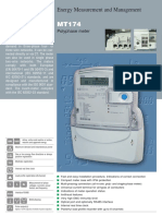 MT174 Polyphase meter