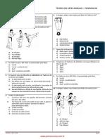 Tecnico Taekwondo 153