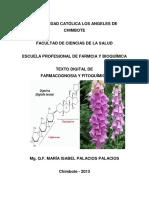 Texto Digital de Farmacognosia y Fitoquimica
