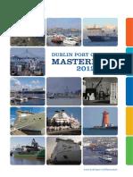 Dublin Port Masterplan-refrensi