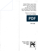VVAA (F. Vallespín (Ed.) Historia de La Teoría Política) IV.1