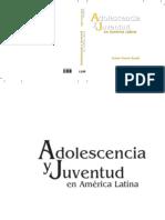 Adolesc y Juv en America Latina Libro 2001-Libre
