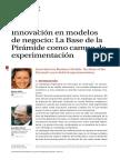 Business Model en La BDP